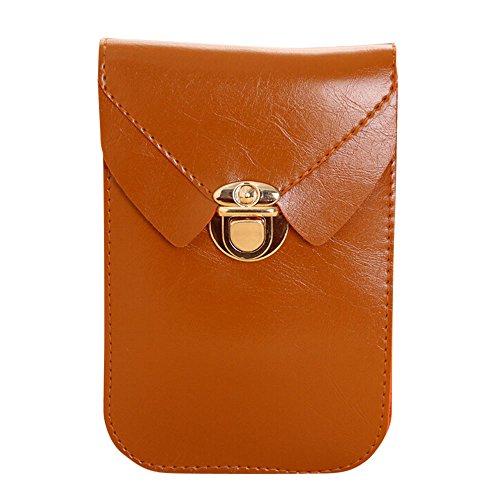 Longra Sacchetto della borsa Zero Donne Marrone