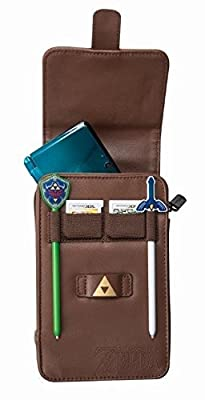The Legend of Zelda: Adventurer's Pouch Kit (Nintendo 3DS XL/3DS/DSi XL/DSi) by PowerA