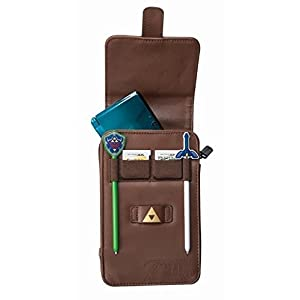 The Legend of Zelda: Adventurer's Pouch Kit (Nintendo 3DS XL/3DS/DSi XL/DSi)