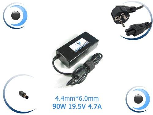 Preisvergleich Produktbild Ladegerät Netzteil Ladekabel typ SVE1711T1E / B für Laptop SONY VAIO - Visiodirect