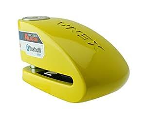 Antivol Bloc disque alarme XENA XX15 SRA (jaune)