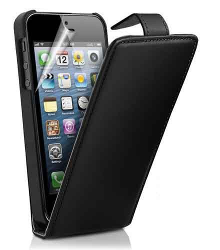 high-value-apple-iphone-4-4s-black-flip-pu-leather-case-cover-for-apple-iphone-4-4s
