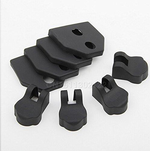 Zorux Cubierta Protectora para Puerta y Cerradura de Puerta, Protector Impermeable para Subaru XV, Bosque