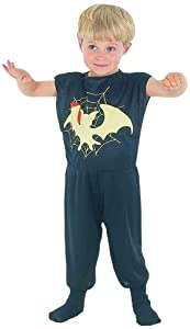 Humatt Perkins - Disfraz de murciélago para niño (51004)