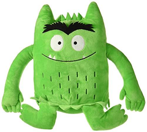 El Monstre de colors. Peluix verd