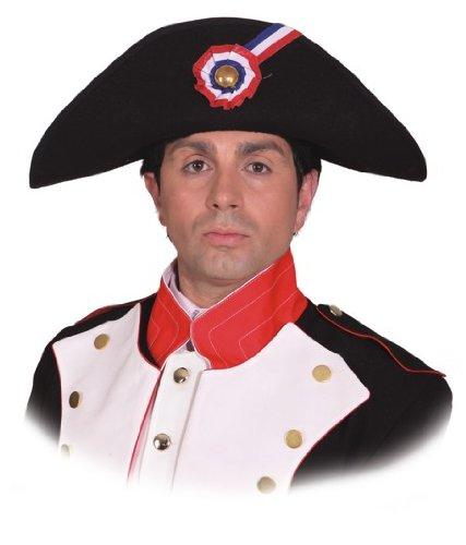 Kostüm Napoleon Hut - Napoleonhut Hut zum Napoleon Kostüm an Karneval Fasching