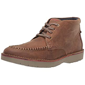 Clarks Men's Vargo Apron Ankle Boot 10
