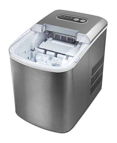 Bar & Wein-accessoires Eiswürfelbereiter Unparteiisch Eismaschine Eiswürfelmaschine Icemaker Ice Cube Eiswürfelbereiter Edelstahl Eine GroßE Auswahl An Modellen