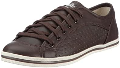 Buffalo 507-9987 TUMBLE PU 119613, Damen Fashion Sneakers, Braun (BROWN407), EU 36