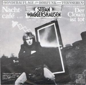 Nachtcafe / Der Clown ist tot (Sonderauflage für Hörfunk und Fernsehen) (Promo) / 104 643-000