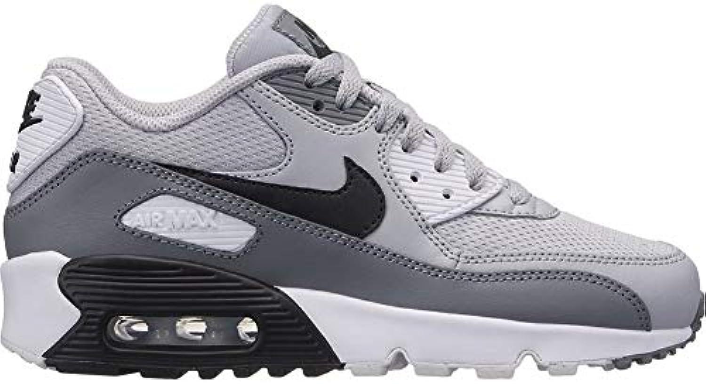 Nike Air Max 90 90 90 Mesh (Gs) Scarpe da Ginnastica, Bambino   In Uso Durevole  e909ac