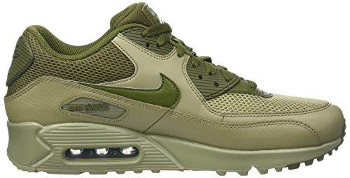 Nike Air Max 90 Essential, Scarpe da Ginnastica Uomo Verde (Trooper/Legion Green/Trooper)