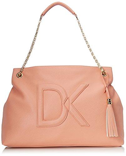 Diana Korr Women\'s Handbag (Peach) (DK16HPEA)