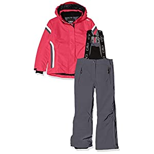 CMP Girl Feel Warm Flat, Set Jacket and Trousers, Girls