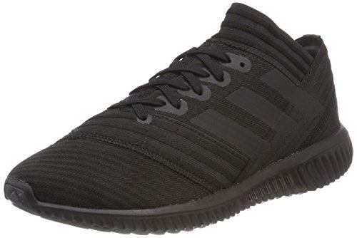 Adidas Nemeziz Tango 17.1 Tr Scarpe da Calcio Uomo, Nero (Core Black/core Black/utility Black F16 001), 46 2/3 EU (11.5 UK)