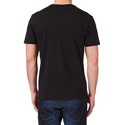 Fox Herren T-shirt Legacy Foxhead Ss Tee Black