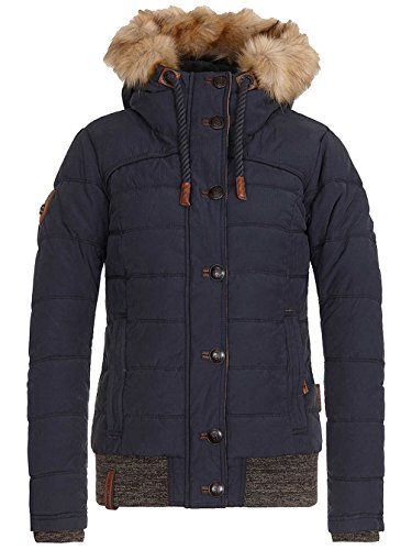 Naketano Danger Klaus III Jacket Black Blau