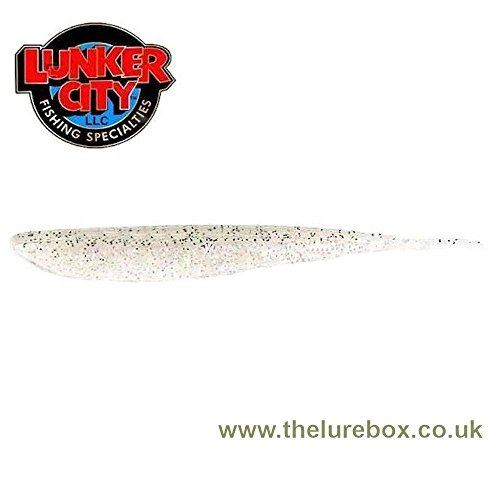 Lunker City Fin-S Fish 4' Clearwater Bait