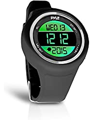 Pyle Go Sport Multifunktions-Sport Training Uhr (Stoppuhr