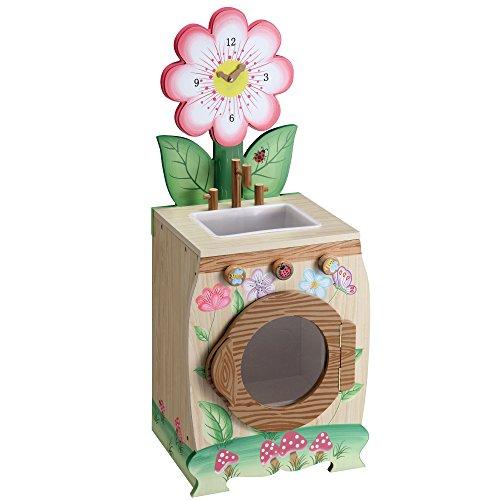 Lavadora de juguete de madera Enchanted...