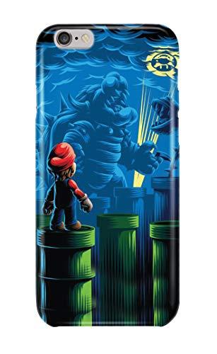 Case Me Up Handy Hülle für iPhone 7 Super Mario Bros Luigi Old School Game12 Designs