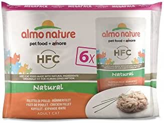 Almo Nature : Pochon Filet De Poulet : 6x55 G