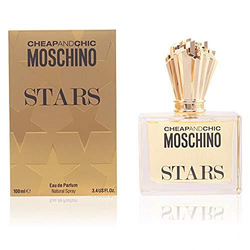 Moschino Cheap and Chic Stars Eau de Parfum Spray 100ml