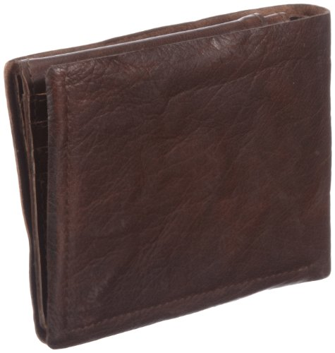 Strellson Edwyn BillFold H6 4010000219 Herren Geldbörsen 12x10x1 cm (B x H x T), Braun (cognac 703) Braun (cognac 703)