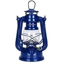 madeng @, con luces a caballo de petróleo, lámpara de petróleo, Vecchia lámpara
