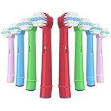YanBan pour tête de brosse à dents Oral B pour enfants, têtes de brosse à dents...