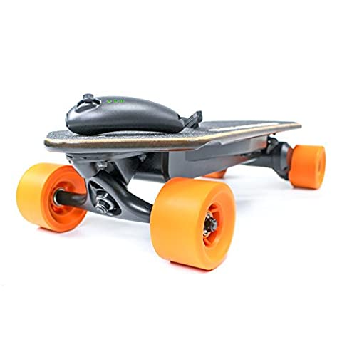 Min-Eboard Electric Skateboard Miniboard.1200W Motor, 20mph top speed. 12.4 mile