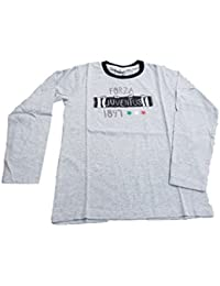 Polo Bambino Manica Lunga In Cotone Bs Maglietta Bambino Persolizzabile Bambino: Abbigliamento