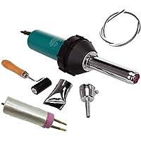 Beyondlife 1080 Watte Soldador de plástico de calor de aire caliente Soldador de PVC pistola de calor/pistola de calefacción/pistola de aire caliente de soldadura mano Held industrial