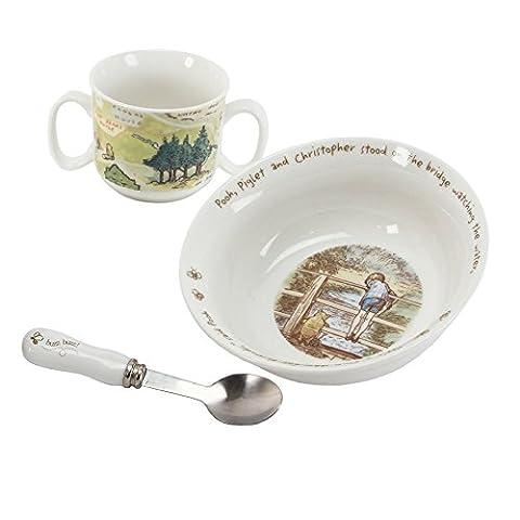 Disney - Classic Pooh Heritage - Bowl and Mug Gift Set