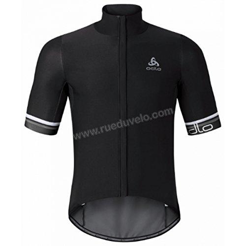 Odlo Stand-up Collar s/s Full Zip Vlaanderen 411182-15000