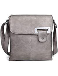 219fe0d84f07 WOMENS MEDIUM MULTI COMPARTMENT CROSS BODY SHOULDER MESSENGER BAG