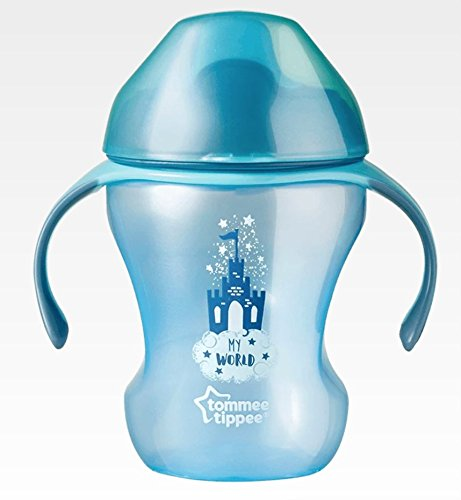 Tommee Tippee Trainer - Taza para pippee (7 m), color azul