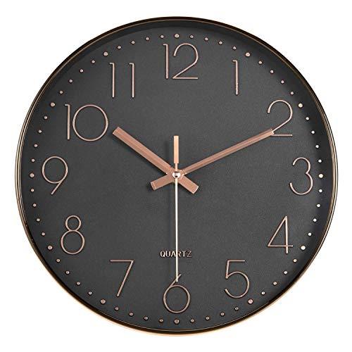 XYQY Reloj de Pared con Pilas