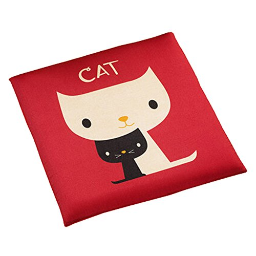 Cartoon Place Home / Office mignon Coussin Canapé Coussin, NO.3