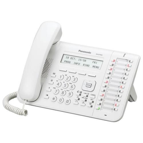 Panasonic KX-DT543 - PANASONIC KX-DT543 24 KEY 3 LINE BLACK (Office-telefon-system Panasonic)