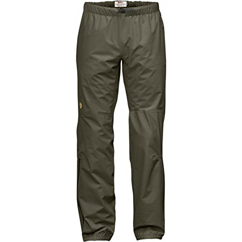 Fjällräven Herren Abisko Eco-Shell Trousers Shellhose, Tarmac, L