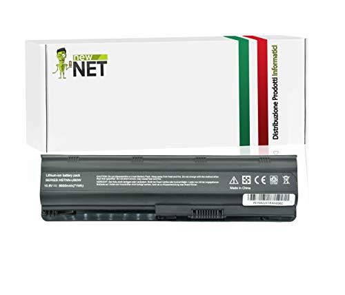 Newnet Notebook-Akku für HP Pavilion DV3-4105TX DV3-4121TX DV5-2046LA DV5-2132DX DV5-2135DX DV5-2155DX DV6-3351SF DV6-3362EF DV6-4053CA DV6-6136TX DV6-5001XX (Hp-2155dx Dv6 Akku)