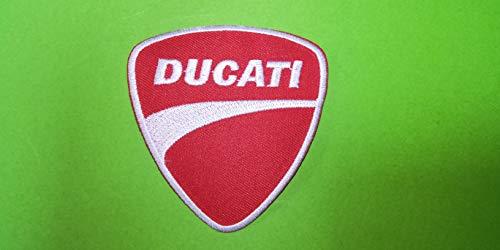 Ecusson Patches aufnaher Toppa-Ducati-termoadhesiva