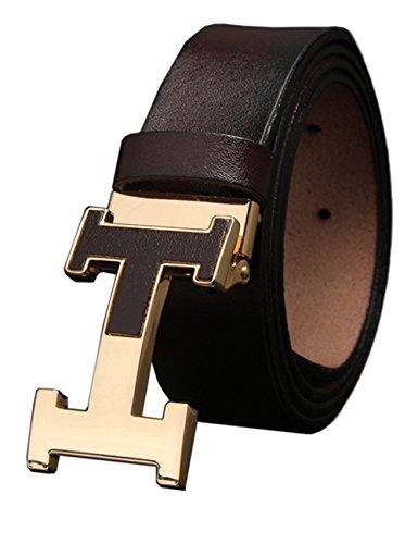 menschwear-mens-belts-full-grain-leather-steel-slide-buckle-adjustable-coffee-105cm