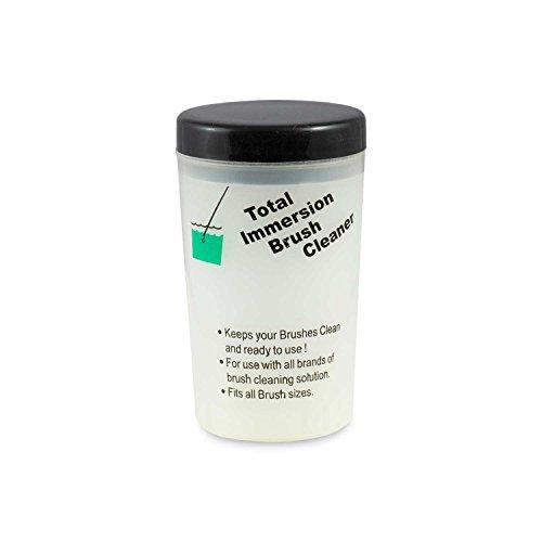 Pinceaux de nettoyage Boîte de rangement Box Récipient Limes