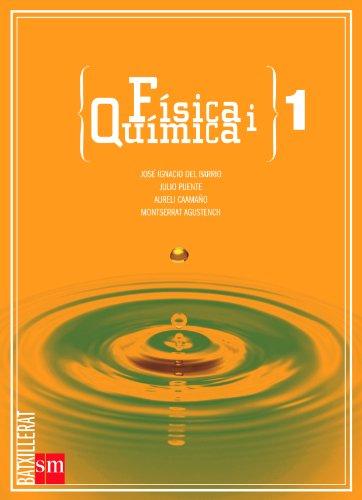 Portada del libro Física i química. 1 Batxillerat - 9788467529524