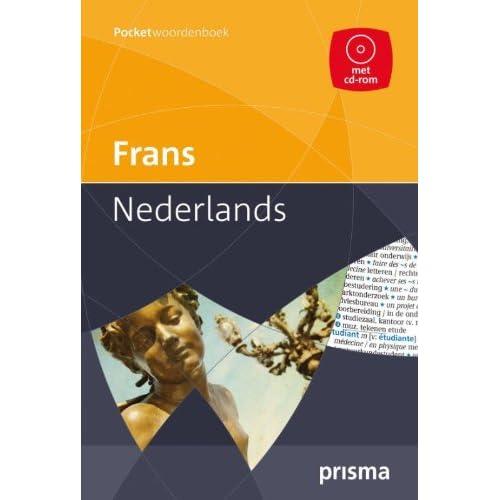 Pocket Dicionary French - Dutch