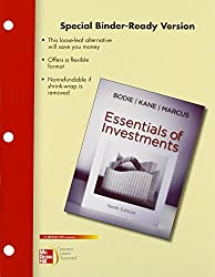 Loose Leaf Essentials of Investments with Connect Access Card by Zvi Bodie (2012-05-15)