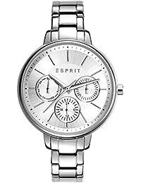 Esprit Damen-Armbanduhr Melanie Analog Quarz Edelstahl ES108152001