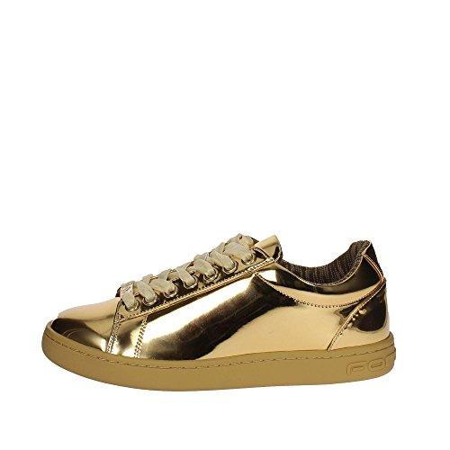 Fornarina PIFAN9607WPA9100 Sneakers Damen Gold